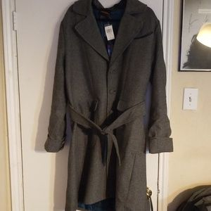 NWT Harry Potter Crimes Of Grindelwald Trenchcoat